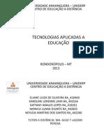 Atps 1 Tecnologias Aplicadas