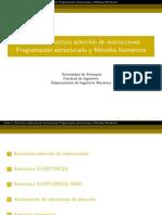 Tema 3 - Estructuras de decisión