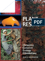 39499549 LANGENHEIM Plant Resins Chemistry Evolution Ecology A2