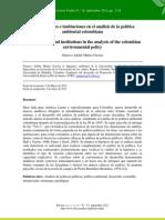 04 Dossier Ideas e Instituciones Derecho Ambiental