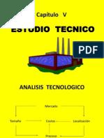 5 ESTUDIO TECNICO