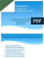 Analisis Tecnologico Del Objeto