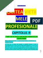 Capitolul 9 -Cartea Vietii Mele Profesionale - 2013 Victor-ionica Stanculescu