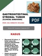 Gist Clinical Diagnosis