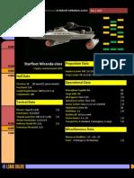Starfleet Miranda Class