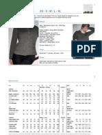 Knitting Pattern - Adult Sweater - 3 in 1 Cardigan