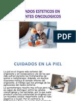 Cuidados Esteticos en Oncologia