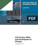 Civil Society in Ethiopia by WB