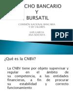 Derecho Bancario Cnbv Luis Garcia- Ana Sustaita