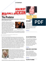 The Case Against Michael Jackson