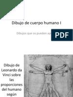 Dibujo de Cuerpo Humano i