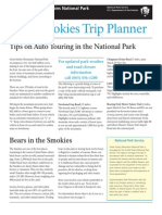 2013 Trip Planner May Revise Map