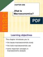 Chapter01-What is Macroeconomics