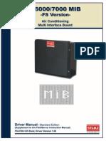 C6000 MIB - FS Series - BMS Management via All Other Protocols