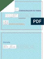 Configuracion de Temas
