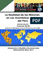 02 LAD y los desafios del siglo XXI - Información y estadistica de Misiones - Pr.Carlos