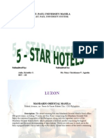 5star Hotels