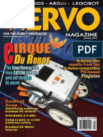 Servo Magazine vol 9, nº 01 (01_2011)