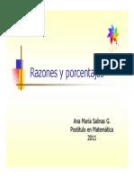 Powerpoint Razonesyporcentajes 111018221105 Phpapp02