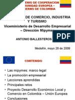 Dr. Antonio Ballesteros