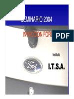 Estrategia Ford EEC-V