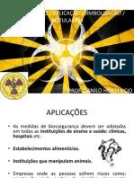 SINALIZAÇÃO BIOSSEGURANÇA