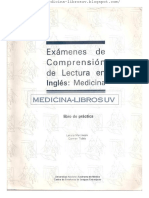 Comprension de Textos Ingles-Medicina