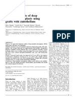 Deep Lamellar Keratoplasty Using Grafts With Endothelium