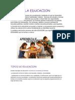 La Educacion 2