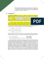 Metodos de Ordenamiento Clase 1