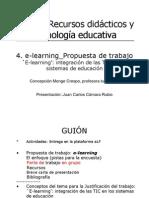 4. E-learning_Propuesta de Trabajo