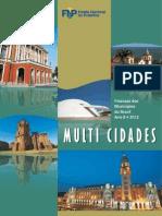 FNP - Finanças dos Municipios do Brasil 2012
