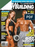 Natural Bodybuilding Fitness November 2011-P2P