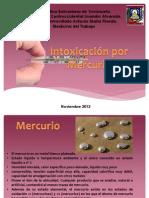 Intoxicacion Mercurio Alimento