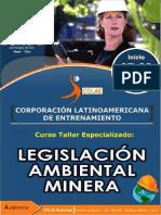 Huancayo - Curso de Legislación Ambiental Minera