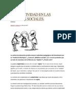 La Objetividad en Las Ciencias Sociales