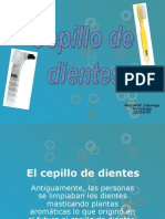 Power Point Cepillo de Dientes