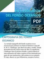 Origen y Evolucion Del Fondo Oceanico
