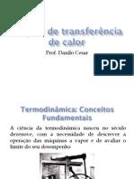 1 Termodinâmica