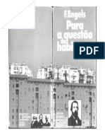 Engels - A Questão da Habitação