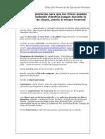 Act. Prácticas del Lenguaje.