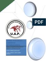 Tratado de Libre Comercio Uruguay-politica y Comercio Internacional