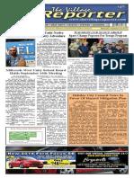 The Village Reporter - September 25th, 2013