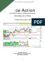 Price action trading manual pdf.