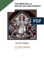 Catecismo de La Realeza Social de Jesucristo