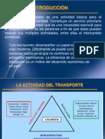 Actividad Del Transporte y Legislacion Nacional 1
