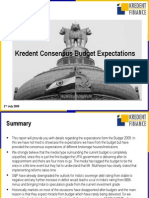 KBSL_Consensue Budget Expectations