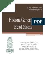 Unidad 0 Introducción y programa Historia General II