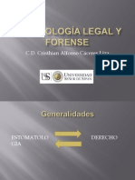 Odontología Legal y Forense