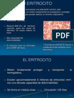 Membrana Eritrocitaria y Patologia Asociada. Jonathan